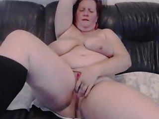 The horny queen of bbws
