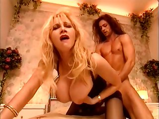 Hot vintage sex with horny pornstars