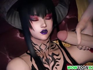Big dick futanari babes fucking and having fun