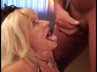 My slutty wife sucks the cock of one of my best friends