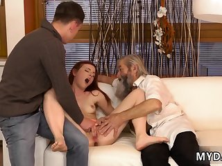 Virtual sex daddy Unexpected experience with an older