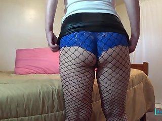 Panty Goddess Worship Time - CougarBabeJolee