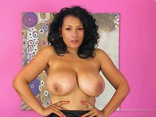 Katja Schuurman Masterbating - Big tits